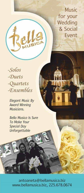 Flaer Bella Musica